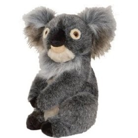 daphne's koala golf headcover