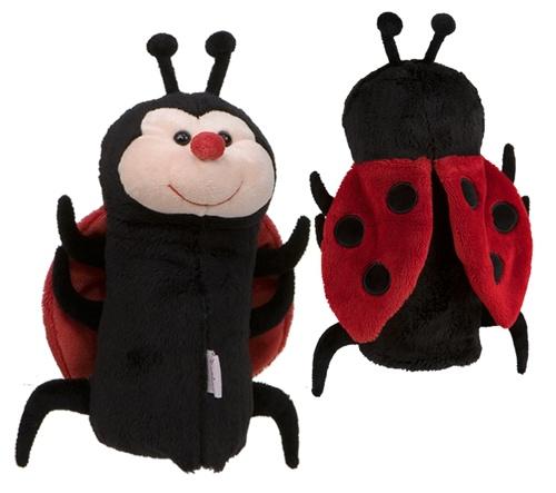 daphne's ladybug hybrid golf headcover