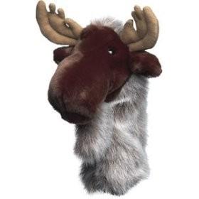 daphne's moose hybrid golf headcover