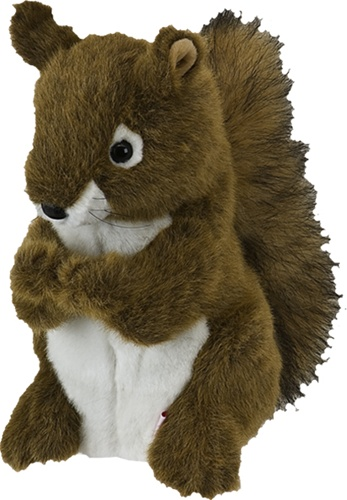 daphne's squirrel golf headcover