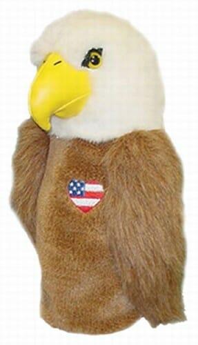 Patriotic Golf Headcovers