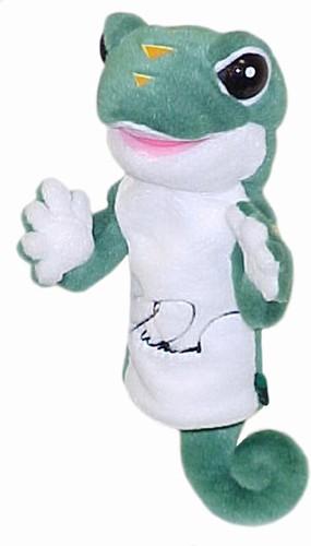 Johnson Wagner GEICO Gecko Golf Headcover