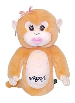 Jeong Jang JJ Monkey Golf Headcover