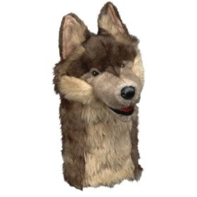 daphne's wolf golf headcover