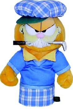 Garfield w/attitude
