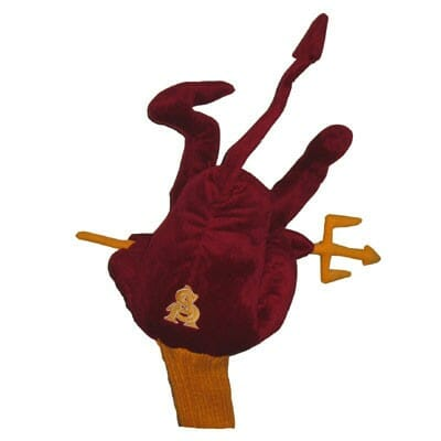 ASU Sundevil Butthead Cover