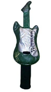 Trevor Immelman Guitar Golf Headcover