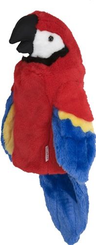daphne's parrot golf headcover