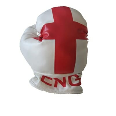 English Boxing Golf Headcover