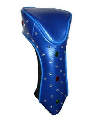 Bejeweled Golf Headcover