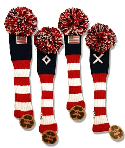 USA Knit Throwback Golf Headcover