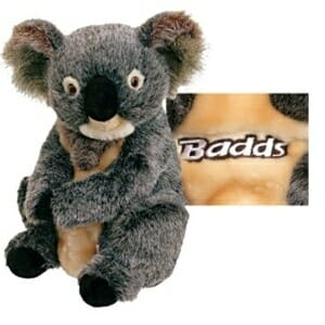 Aaron Baddeley Koala Golf Headcover