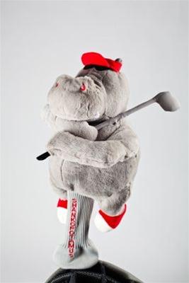 shankopotamus gray golf headcover