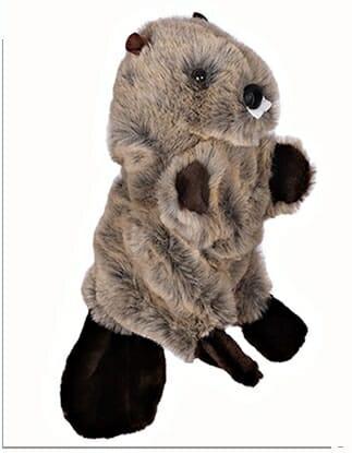 daphne's beaver golf headcover