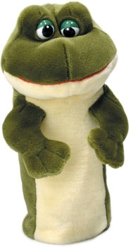 Frog Headcover