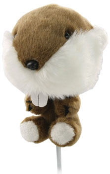 Gopher Club Hugger Headcover