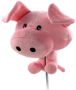 proactive pig club hugger golf headcover