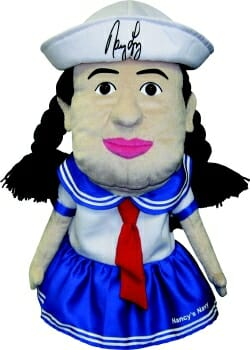 Nancy Lopez Sailor Girl Golf Headcover