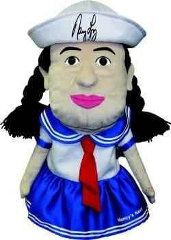 Nancy Lopez Sailor Girl Golf Headcover