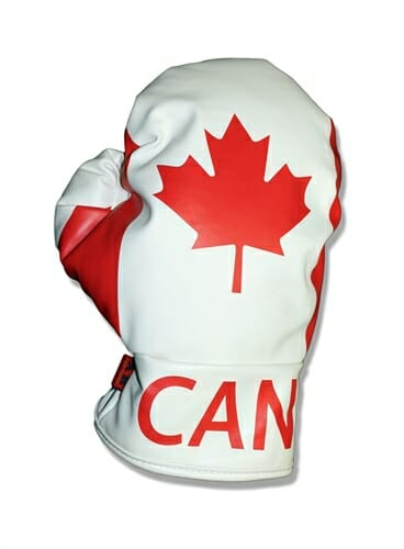 Canadian Boxing Glove Headcover