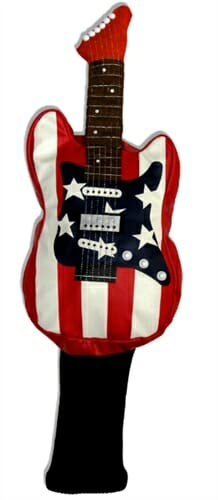 USA Guitar ( Hendrix) Headcover