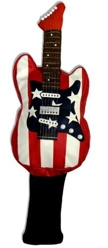 USA Guitar ( Hendrix) Headcover