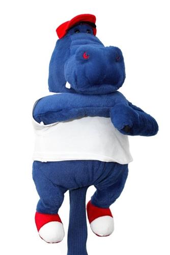 shankopotamus dark blue golf headcover
