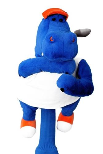 Shankopotamus light blue golf headcover