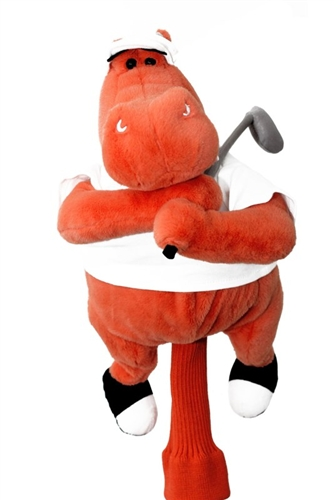 Shankopotamus Orange Golf Headcover