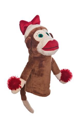 Monkey Made of Sockies Girl Hybrid