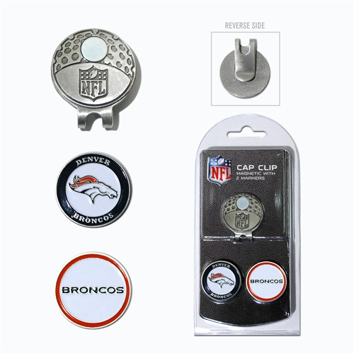 NFL Cap Clip with Markers (click to choose team)