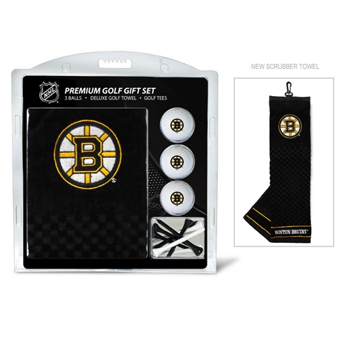 NHL Embroidered Towel Gift Set