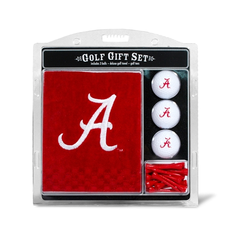 NCAA Embroidered Towel  Gift Set (click to select team)