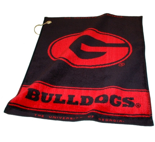 NCAA Full Color Woven Towel ( click to choose team )
