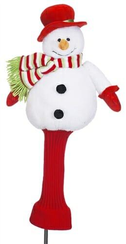 Snowman Headcover
