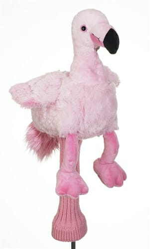 Freda the Flamingo
