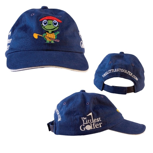 Boys Littlest Golfer Tournament Cap (Putter)
