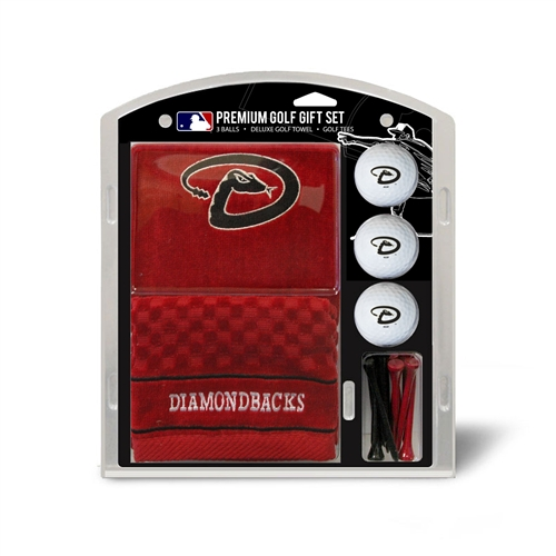 Arizona Diamondbacks Embroidered Towel Gift Set