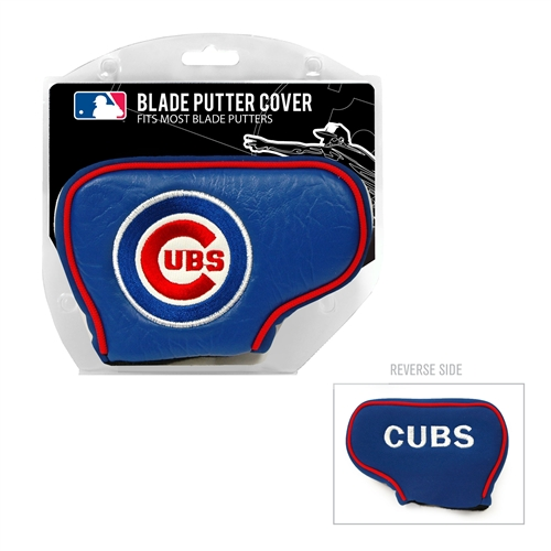 Chicago Cubs Blade Putter Cover