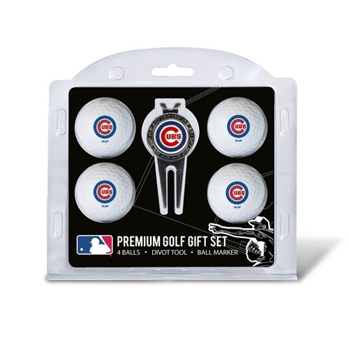Chicago Cubs Divot Tool Gift Set