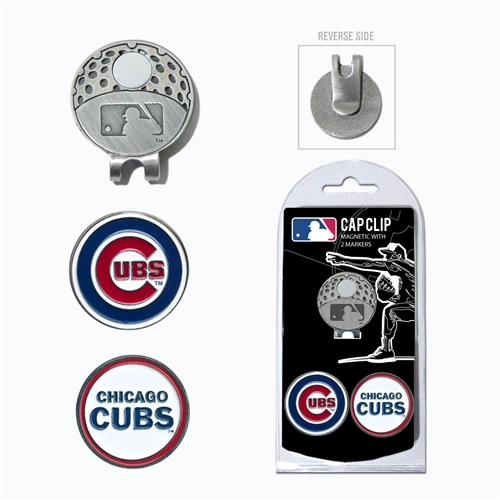 Chicago Cubs Cap Clip