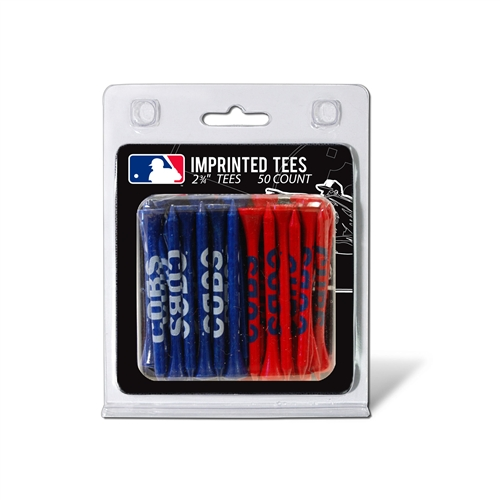 Chicago Cubs 50 Tee Pack