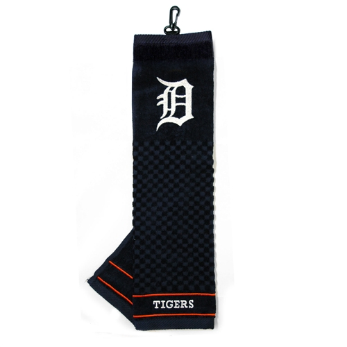 Detroit Tigers Embroidered Towel
