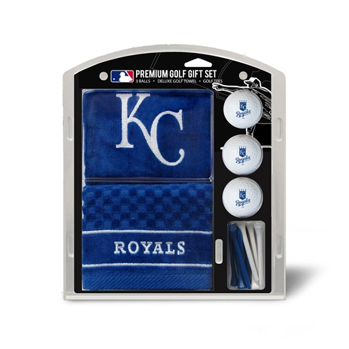 Kansas City Royals Embroidered Towel Gift Set