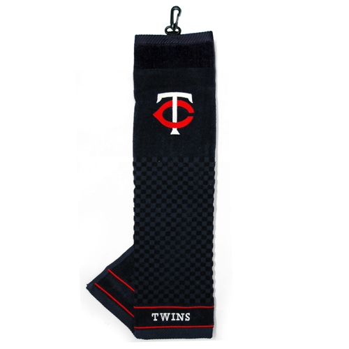 Minnesota Twins Embroidered Towel
