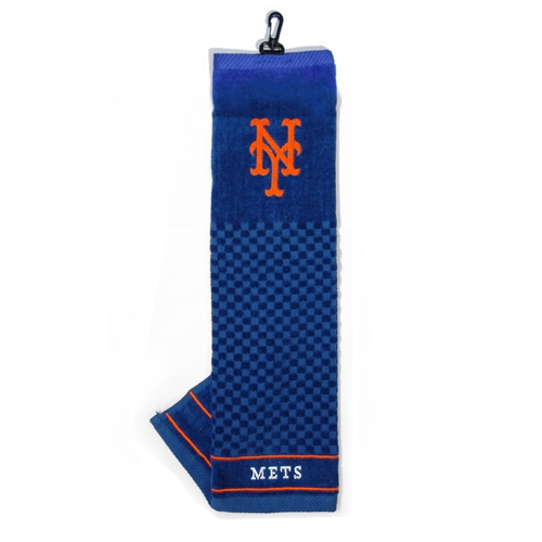 New York Mets Embroidered Towel