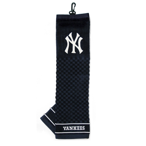 New York Yankees Embroidered Towel