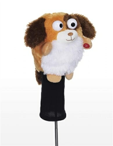 Goof Balls Puppy Golf Headcover
