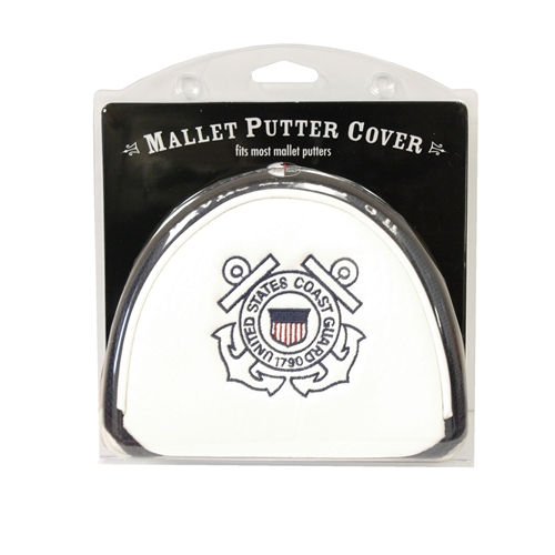 US Coast Guard Mallet Putter Cover