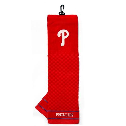 Philadelphia Phillies Embroidered Towel
